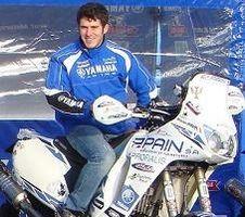 Dakar 2010 : 2ème étape, Olivier Pain a chuté