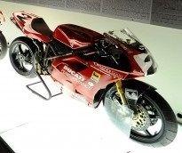 Superbike - Ducati: la gloire de Bologne au Motorshow