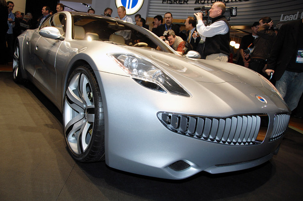 La Fisker Karma en Europe dès 2009 ! (+bonus 14 photos HD)
