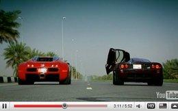[vidéo Top Gear] ! Bugatti Veyron vs McLaren F1 : le verdict
