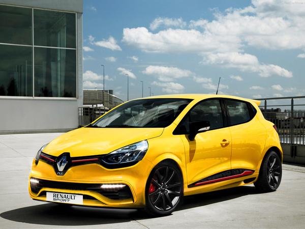 24 950€ la Renault Clio R.S 200 EDC ... en Belgique