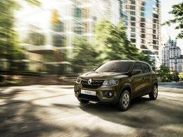 La Renault Kwid est déjà un énorme carton en Inde