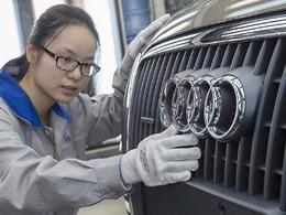 Chine : Audi y a écoulé plus de 400 000 voitures en 2012