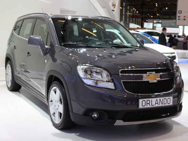 chevrolet orlando. Black Bedroom Furniture Sets. Home Design Ideas