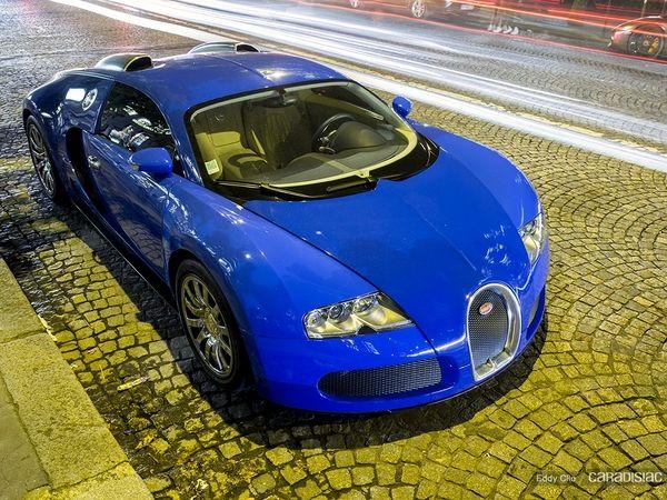 Photos du jour : Bugatti Veyron 16/4
