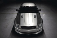 Saleen SA-25 Sterling Edition Mustang: toujours 620 ch