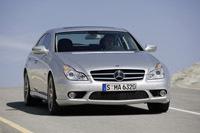 Mercedes CLS phase 2: les photos et infos