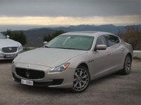 [vidéo] Premier comparatif Maserati Quattroporte / Jaguar XJ