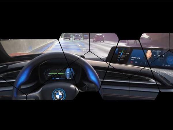 BMW développe son système sans contact