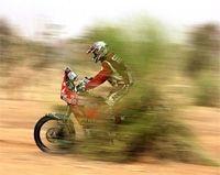 Dakar 2007 : étape 13, Coma, c'est fini !