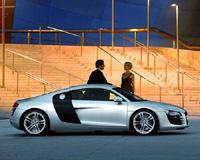 Audi R8: se vend aussi en Chine!