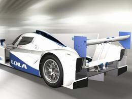 ALMS - Signature Motorsports avec une Lola Roush en 2012