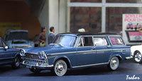 Miniature : 1/43ème - FIAT 2300 break  Familiare