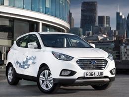 Un nouveau SUV hydrogène à venir chez Hyundai