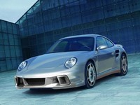 Porsche 997 Turbo by 9ff : turbo... com... pressée !