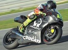Moto GP - Ducati: Trois jours de test à Jerez avec une moto caractérielle