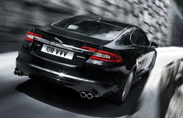Jaguar XF: maintenant 470 ch sous le pied droit!