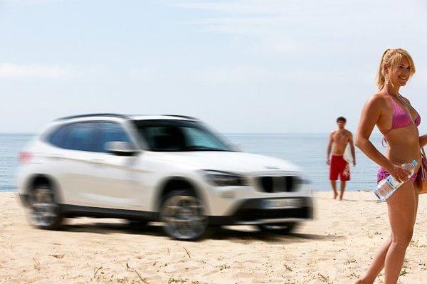BMW X1: encore des images!