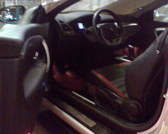 Bienvenue à bord de la Renault Laguna Coupé