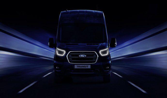 Ford annonce des fourgons électrifiés et connectés