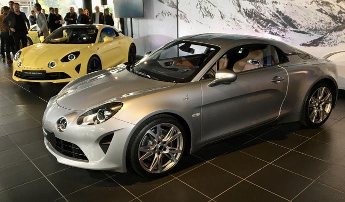 Présentation vidéo - Alpine A110 S Color Edition et Legend GT, les deux éditions limitées prévues pour Genève 2020