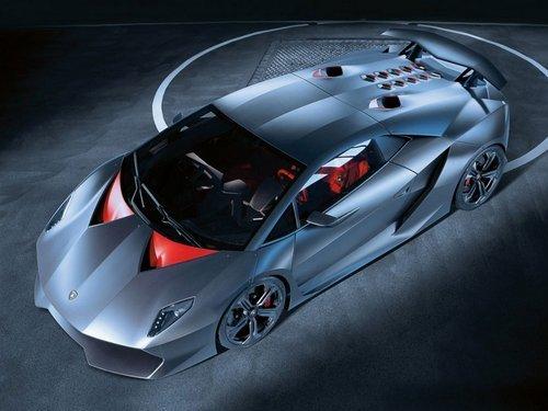 Lamborghini Sesto Elemento : une tonne, deux millions d'euros