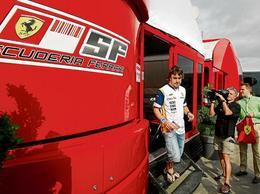 F1 : Alonso signe chez Ferrari pour 5 ans ...