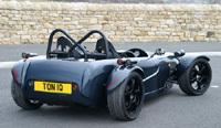 L'esprit de la Lotus 7 bien vivant grâce à la Toniq R...