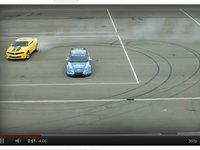 [vidéo] Yvan Muller à Block en Chevrolet Camaro