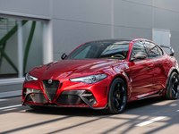 Alfa Romeo dévoile la Giulia GTA