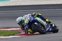 MotoGP - Tests Sepang J2 : Rossi content de son nouveau cadre
