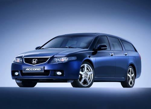 Honda Accord Tourer : beau break !