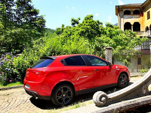 Future Alfa Romeo Giulietta : de la traction à la propulsion ?