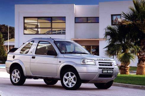 Land Rover Urban : le plus beau de la cité
