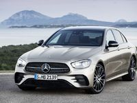 Mercedes Classe E restylée: chirurgie visible