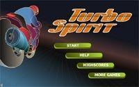 Jeu moto Online : Turbo Spirit