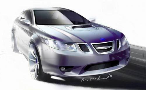 Saab 9-2 : Subaru aide Saab pour sa future compacte