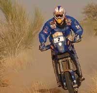 Dakar 2007 : Dernier jour de course.