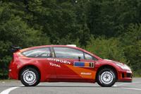 Citroën dévoile son programme WRC