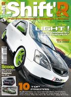 Shift'R, le nouveau magazine pour les férus de voitures musclées !