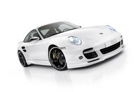 Porsche 997 Turbo body kit by TechArt