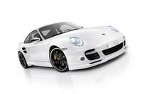 Porsche 997 Turbo body kit by TechArt