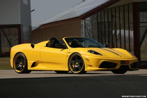 La Ferrari Scuderia 16M Novitec Rosso sous toutes les coutures
