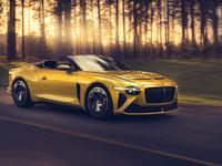 Bentley dévoile la Bacalar