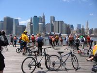 Après Londres, un projet Vélib' à New York ?