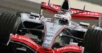 GP d'Italie : McLaren Mercedes vers le doublé
