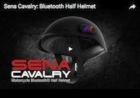Sena Cavalry: demi-jet connecté (vidéo)