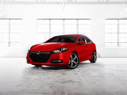 Salon de Detroit : Dodge ressort la Dart GT