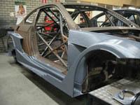 """BMW M3 GTR """"by Musch Motorsport"""": Des précisions"""