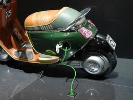Mondial de l'auto 2010, en live : Mini E, le scooter électrique branché
